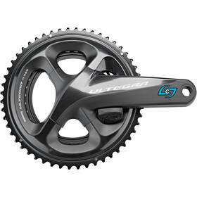 Stages Cycling Power R Capteur de puissance avec plateau 52/36 dents pour Ultegra R8000, black